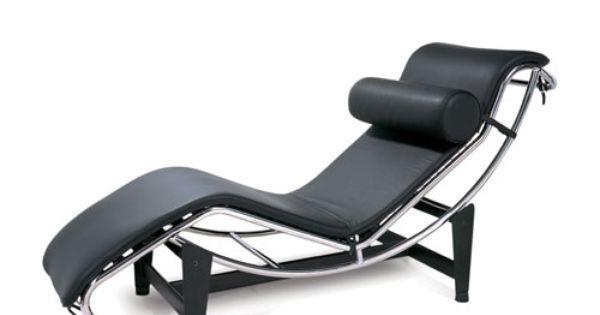 le corbusier chaise longue bascule lc4 1928 design pinterest bascule chaises. Black Bedroom Furniture Sets. Home Design Ideas