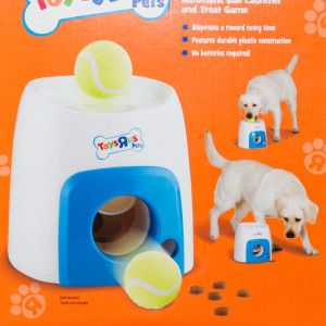 Toys R Us Pets Fetch N Treat Interactive Dog Toy Toys