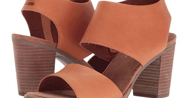 toms majorca sandal red