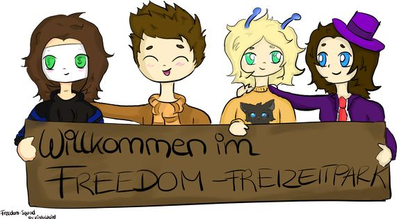Freedom-Squad//Manuel//GermanLetsPlay//Patrick//Paluten ...