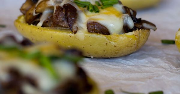 Potato skins, Philly cheese and Philly cheese steaks on Pinterest