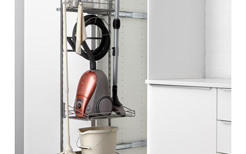 utrusta rangement produits entretien ikea quai de l 39 horloge pinterest produit entretien. Black Bedroom Furniture Sets. Home Design Ideas