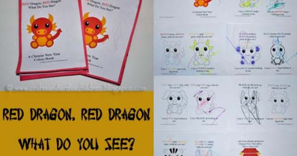 red dragon do you see