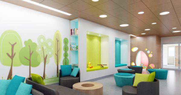 Institutional Design for Women and Children Healthcare Facilities  Parkin Architects ...