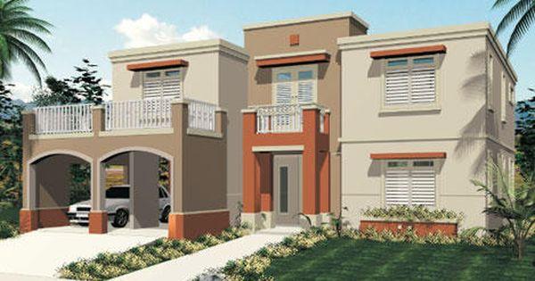 Pintura verde para exteriores fachadas de casas buscar for Pintura para exteriores
