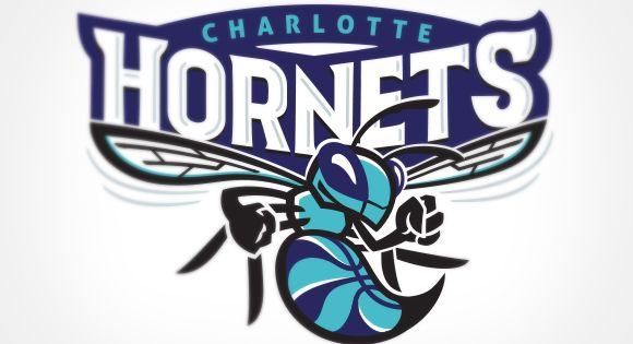 Charlotte Hornets Logo Link Logo Design Pinterest