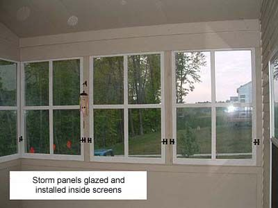 The Wood Window Surgeon Screen Porches Can Turn Your