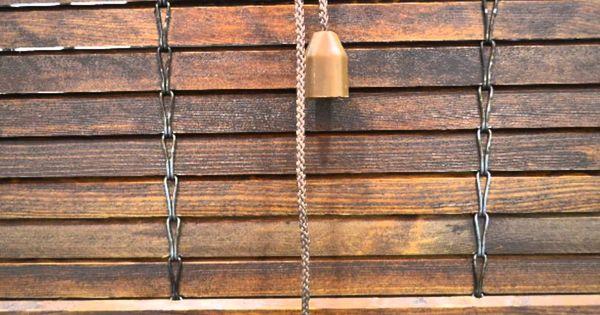 Persianas alicantinas de madera para exterior en - Persianas madera exterior ...