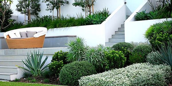 Landscape Design Ideas For A Creative Home Garden With Images Modern Garden Design Modern Landscape Design Front Garden Design