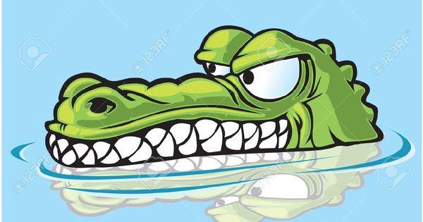 Swamp Theme Image Illustration Crocodile Illustration Alligators Art Turtle Images
