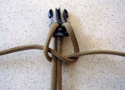 Paracord Bracelet How To Make A