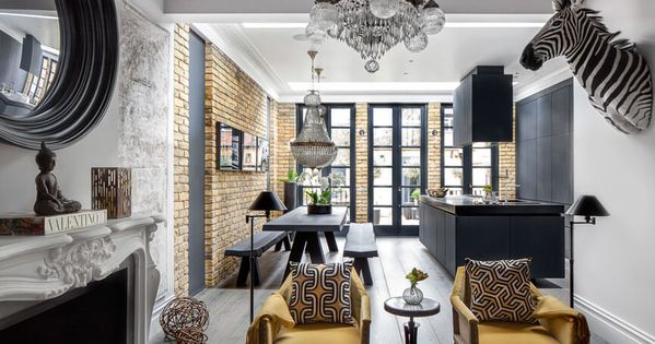 Grayham Road House  HomeAdore  HOME : Moodboard  Pinterest  인테리어