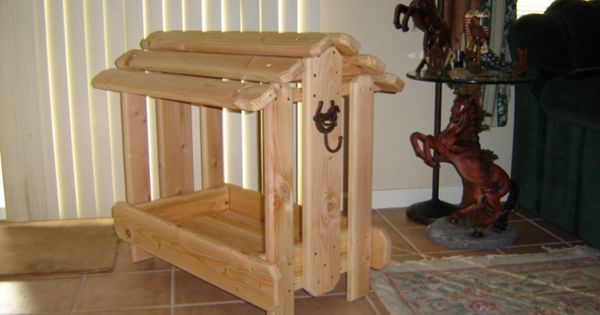 Saddle Stands Wooden Saddle Stand Saddle Rack Farm