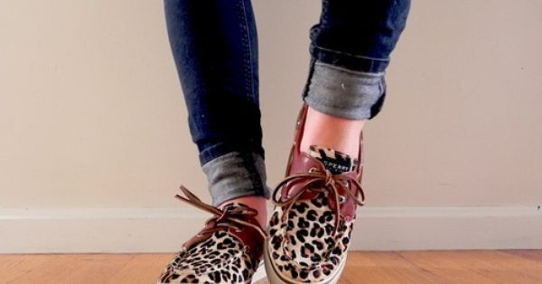 sneakers style fashion leopard animalprint