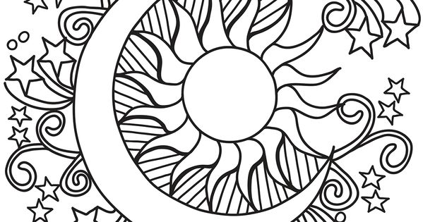 Terrific Pics Coloring Sheets Tips It S Not A Solution That Colouring Textbooks To Get Grown Ups Are In 2021 Star Coloring Pages Moon Coloring Pages Sun Coloring Pages