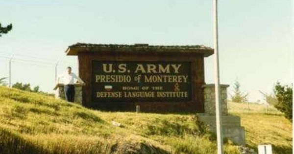 Presidio Of Monterey Defense Language Institute Monterey