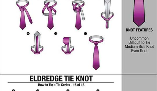 Tie knots - Share with your friends... | See more about Ties.