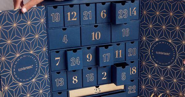 Lookfantastic Advent Calendar Worth 514 Free Us Shipping