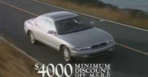 1993 Mazda Skydiving Commercial Mazda Mini Van Car Ads