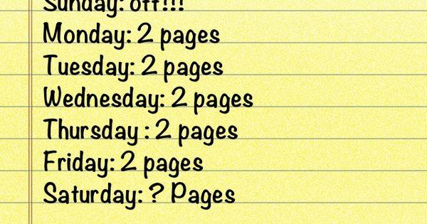 my book essay