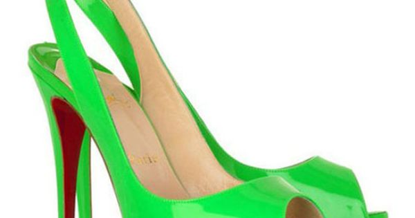 Open Your Mind To See The Chrstian Louboutin heels On Sale &