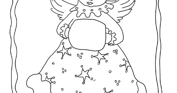 coloring pages cherubs - photo#10