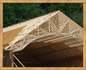 Products Maine Made Engineered Truss Systems By Mainely Trusses Roof Design Roof Trusses Deck Installation
