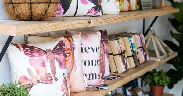 Gather - Boutique/Coffee Shop/Coworking in Cary, NC - Styling by Michelle Smith,