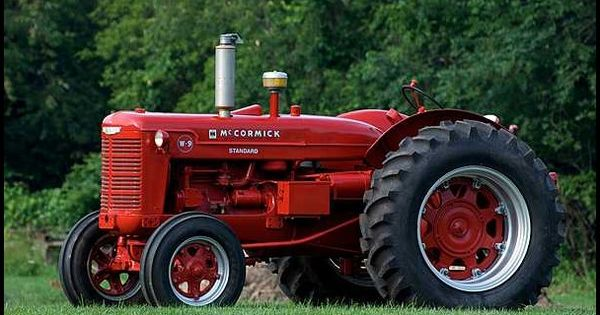 1952 Case Dc Tractor : Farmall w tractors pinterest best tractor