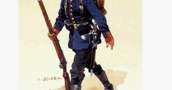 German 114th 6th Baden Infantry Emperor Frederick Iii