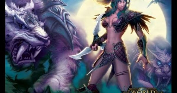 Cool Warlords Of Draenor Patch 6 2 Gameplay 71 The Night