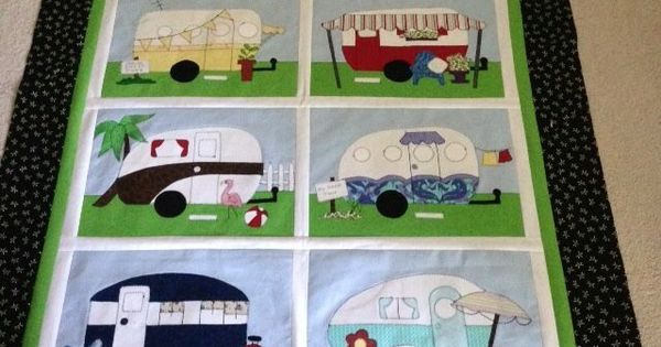Amazing RV Quilting