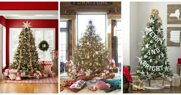 60 Stunning New Ways To Decorate Your Christmas Tree