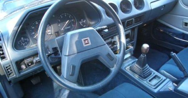 79 Datsun 280zx Interior Datsun Car Datsun Cars Trucks