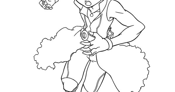 King Beyblade Anime Coloring Pages For Kids Printable