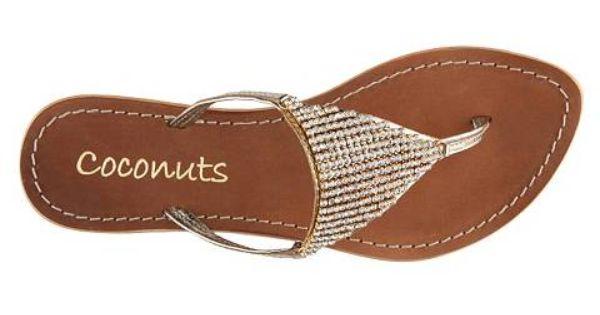 GC Shoes Sparkle Flat Sandal Women\u0026#39;s Dress Sandals Sandals Women\u0026#39;s ...