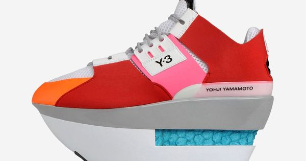 Y 3 Online Store Y 3 Kyura Reminds Me Of A Cruise Ship