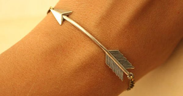 Arrow Bracelet by I Adorn U