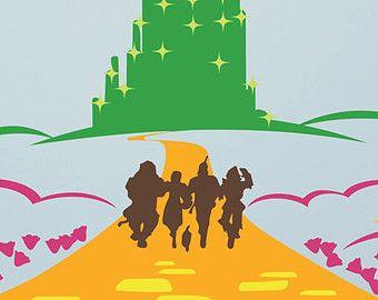 Wizard Of Oz Coloring Pages Emerald City Printable Coloring Clip Art Borders Color Wars Yellow Brick Road