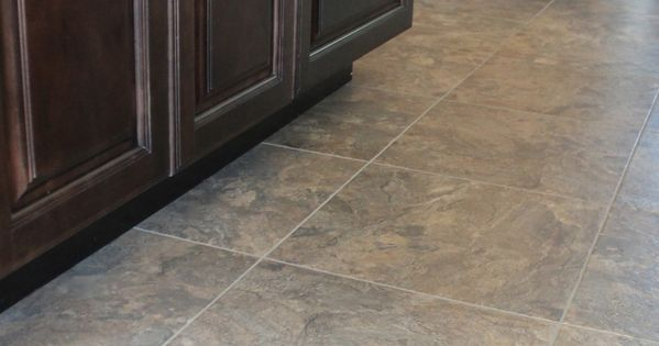 Armstrong Alterna Mesa Stone Chocolate Tile By
