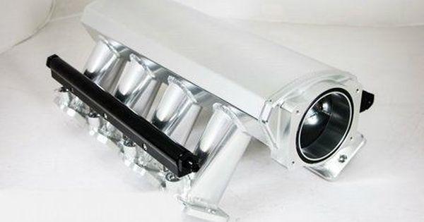A Team Performance Tall Fabricated Gm Ls Ls3 L92 Intake Manifold W