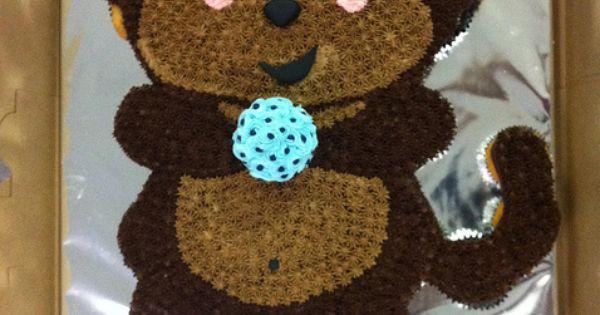 Monkey Cupcake Cake Flickr Photo Sharing I Think I M