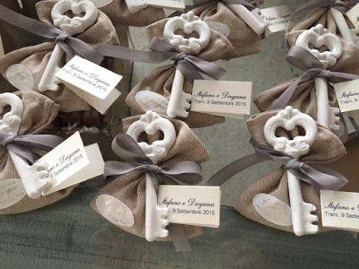 Sognicreativi Wedding and Events: Segnaposto e confettata
