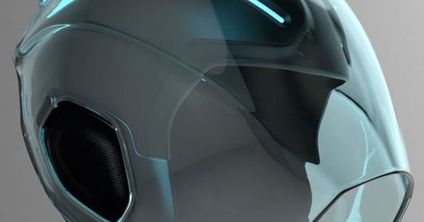 Costume and Car Concepts for Tron: Pictures