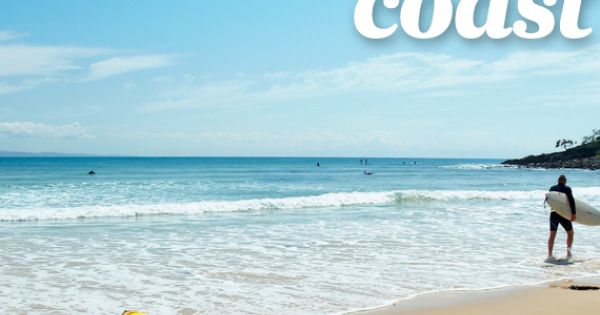Win a holiday on the Sunshine Coast for you & a friend!