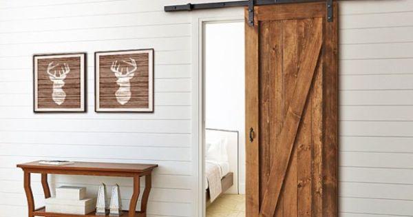quincaillerie de porte coulissante style grange pas ch re rail pour porte coulissante portes. Black Bedroom Furniture Sets. Home Design Ideas