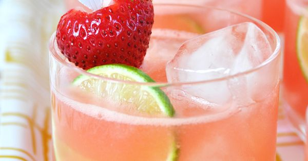 Strawberry Watermelon Cooler Cocktail (serves 4) 4 oz. Vodka 1 oz. Strawberry
