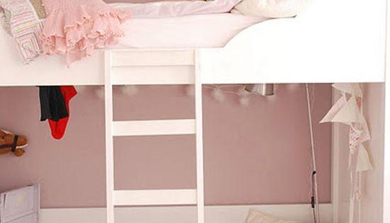 Wooninspiratie kinderkamer kinderkamer pinterest meisjes inspiratie en zoeken - Schattige meisje slaapkamer ...