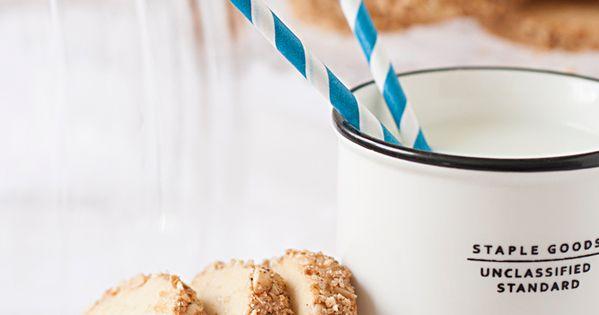 Galletas suecas con almendra y canela | recetas de reposteria ...