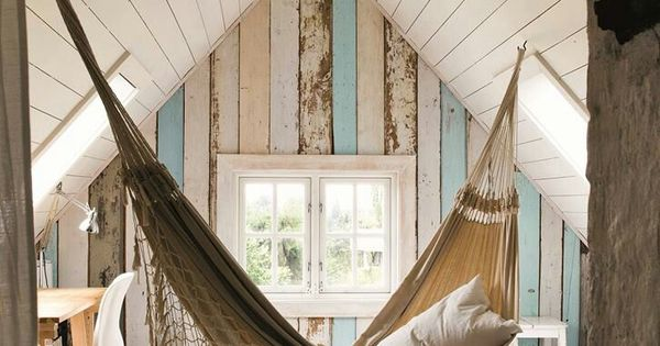 sweet attic room! by minnie